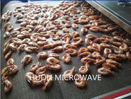 Fully Automatic Microwave Drying Equipment Seeds Soybean Grains Baking Device